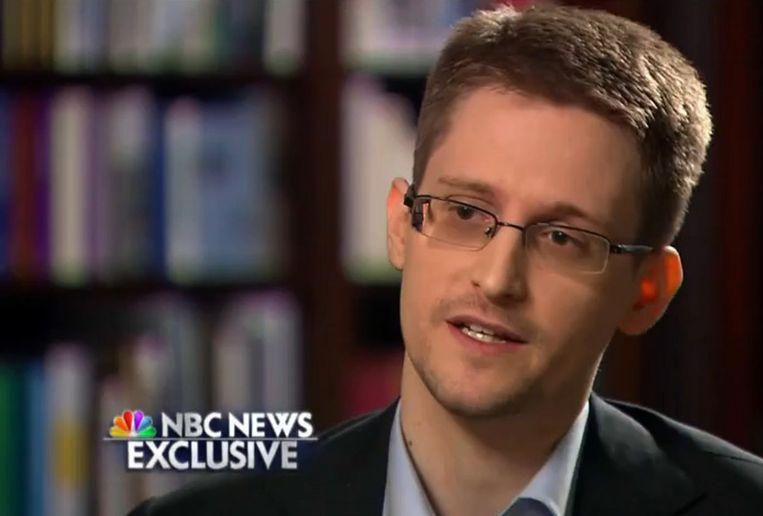 Het verhaal van Edward Snowden is volgens regisseur Oliver Stone 'een van de grootste verhalen van onze tijd'. Beeld afp