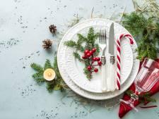Kerstdiner: zet je gasten niet zo'n berg met voedsel voor