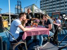 Spijkenisse krijgt pizzacontainer bij entree van woonboulevard