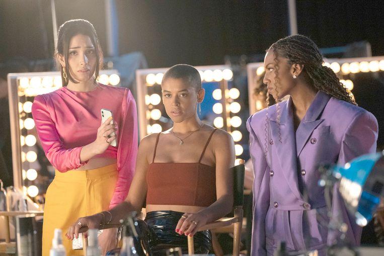 Still uit 'Gossip Girl'. Beeld RV