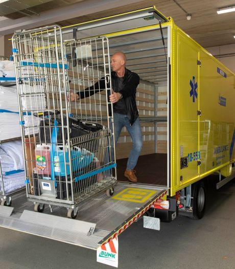 Waarom de nieuwe ambulancetruck van groot belang is voor de Drechtsteden
