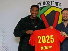 D'Arsenal à Ostende, Zech Medley arrive en Pro League