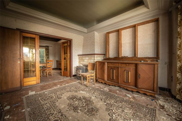 De woonkamer in Laakdal: voor