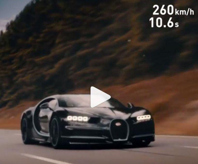 null Beeld Bugatti Instagram