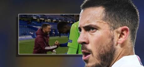 Spaanse kranten fileren optreden én gedrag Hazard: 'Totale deceptie: iedereen bij Real Madrid is in rouw, behalve hij...'