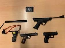 Man opgepakt bij Didam: arsenaal aan wapens in auto en huis