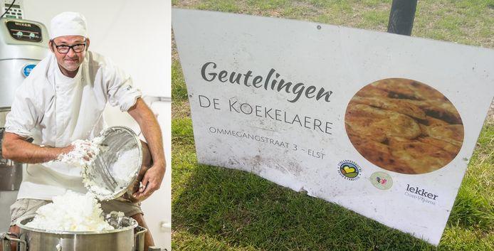 """""""Ik laat er mijn slaap niet voor, maar het mag nu toch een keer gedaan zijn"""", motiveert Pieter De Koekelaere waarop hij een beloning uitlooft."""