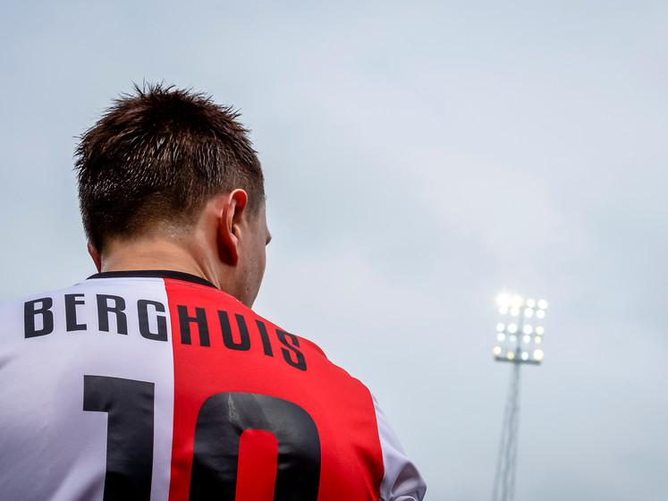 Berghuis keert terug bij Feyenoord