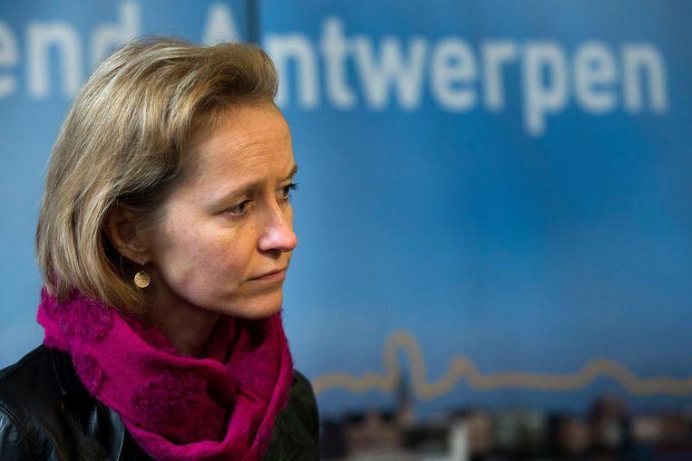 Vlaams parlementslid Annick De Ridder.