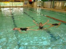Synchroomzwemshow Neptunus '58 in Schijndel