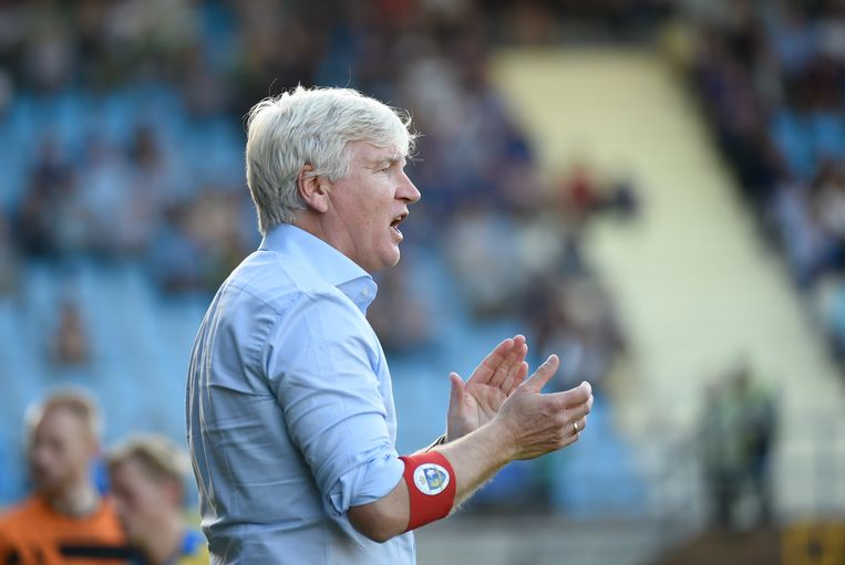 Marc Brys blijft Beerschot Wilrijk trouw.
