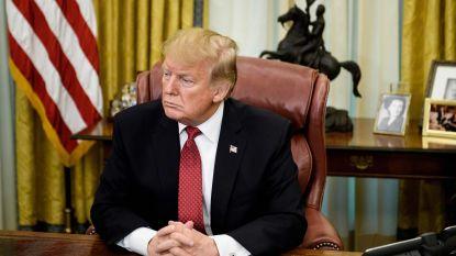 Tv-kijken, twitteren, telefoontjes plegen: Trump besteedt zo'n vijf uur per dag aan 'executive time'
