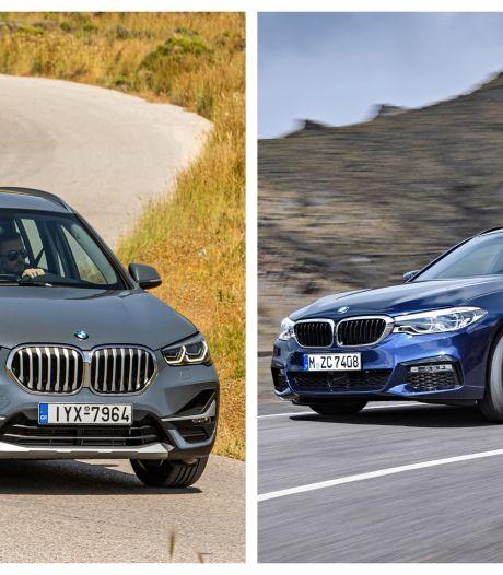 De BMW X1 en 5-Serie worden (ook al) elektrisch