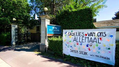 Dertig bijkomende besmettingen in Wijnegems rusthuis Molenheide brengen teller op 51