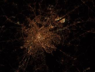 """Astronaut kiekt Brussel vanuit de ruimte: """"Ik kom zeker eens langs als ik weer op aarde ben"""""""