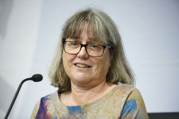 Professor Donna Strickland.