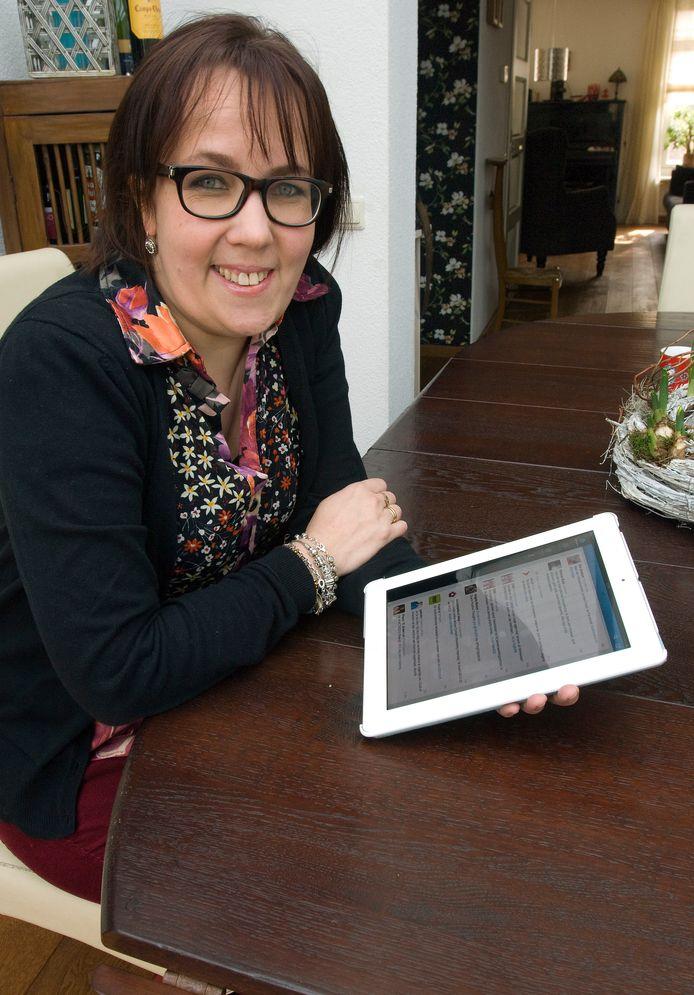 Projectleider onderwijsinnovatie Tessa van Zadelhoff van Prodas.