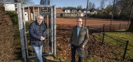 Tennisclub OLTC Ready beheerder van tennisbanen aan Hoge Haerlaan in Oldenzaal, huidige huurders blijven welkom