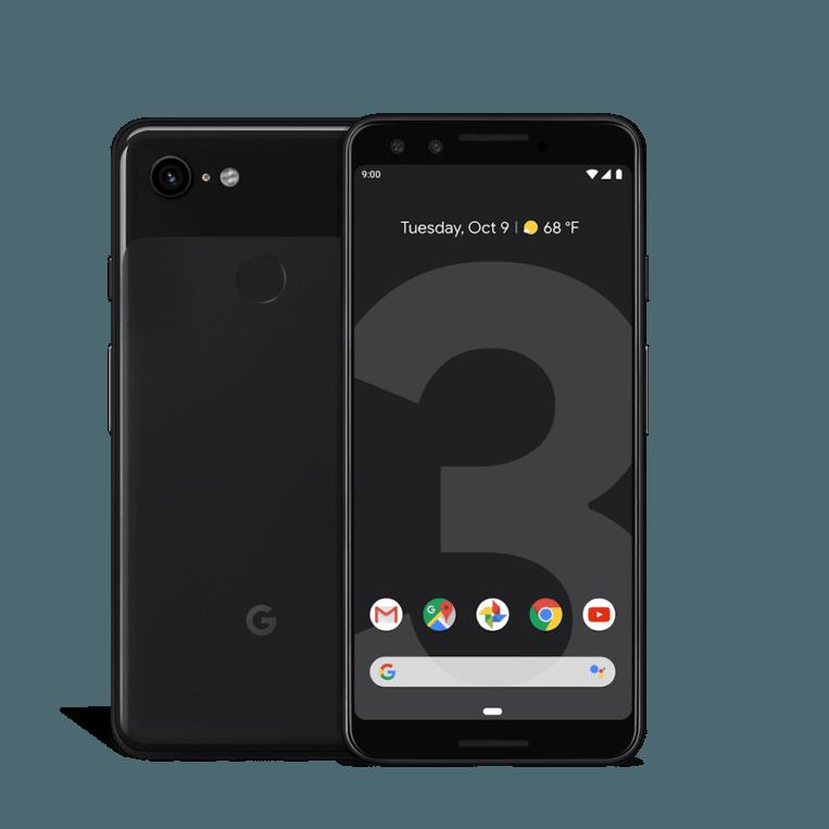 Software en camera zijn de belangrijkste argumenten voor de Google Pixel 3. Beeld Google