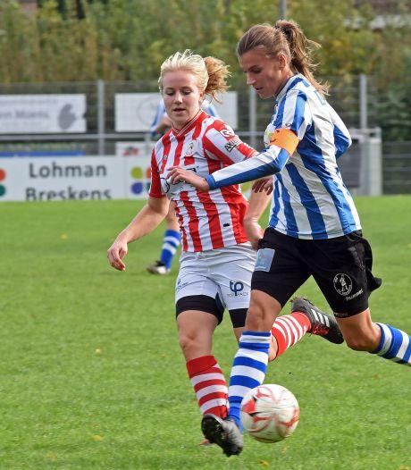 Nog twee JVOZ-talenten naar vrouwentak van Sparta Rotterdam