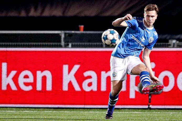 Ringo Meerveld kan maandag weer meedoen bij FC Den Bosch in de thuiswedstrijd tegen Jong AZ.