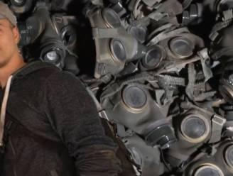 VIDEO: Urban explorers dringen binnen op oude sovjetbasis waar ooit 100 kernkoppen lagen en komen terecht in haastig achtergelaten bunker