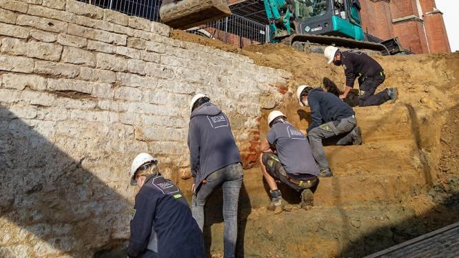 Online lezing over de opgravingen op het Esplanadeplein en de Molenstraat vanuit CC De Werf