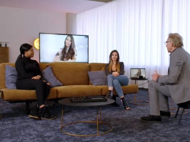 """Jan Mulder spreekt met vrouwen van top drie Gouden Schoen: """"Of hij goed kan kussen? Natuurlijk"""""""