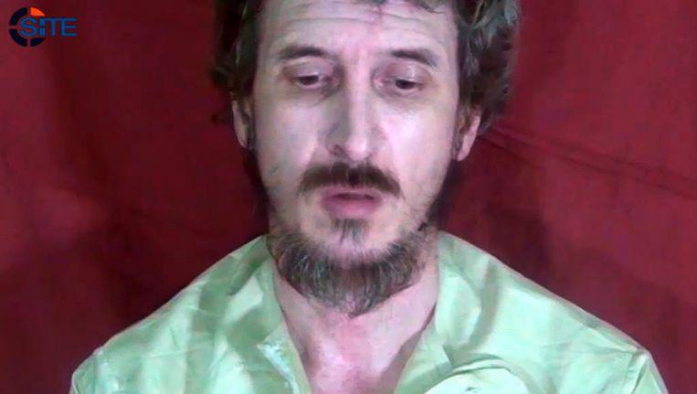Denis Allex zou omgekomen zijn bij een actie om hem te redden. Beeld AFP