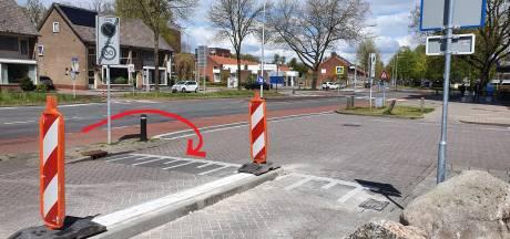 Zie deze draai in Almelo maar eens in één keer te maken: 'Ik moet twee of drie keer steken met bus'