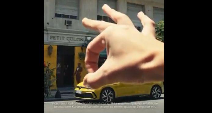 La nouvelle pub de Volkswagen crée la polémique.