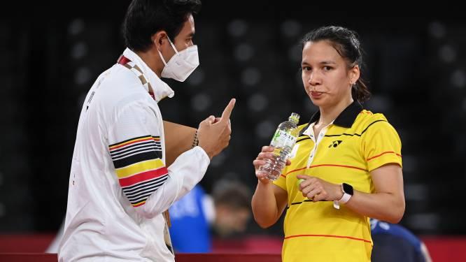 """De Spelen zitten erop voor badmintonster Lianne Tan na nederlaag tegen Indonesische: """"Ik vertrek met opgeheven hoofd"""""""