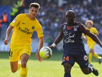 PSG, zonder Neymar en met Meunier, lijdt eerste puntenverlies
