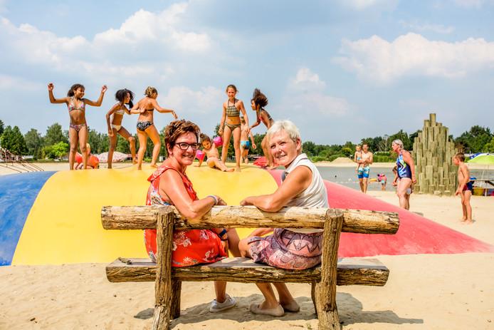 50 jaar stukje Vakantiepark Tulderheyde, al 50 jaar een stukje Tilburg over  50 jaar stukje