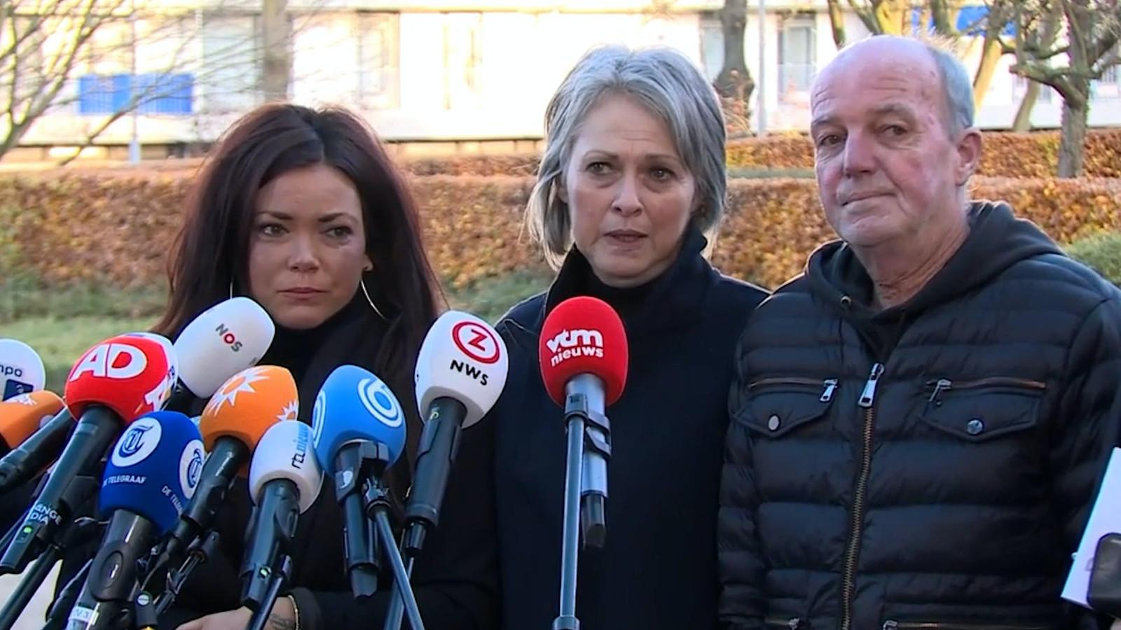 De zus, moeder en vader van Nicky Verstappen gaven vorige week aan opgelucht te zijn dat er een dader is. Maar vinden het erg dat ze na 22 jaar nog steeds niet weten wat er is gebeurd.