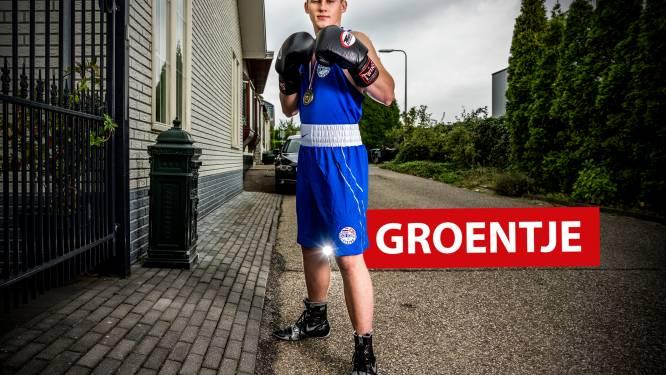 Tristan (17) droomt van een carrière als profbokser: 'Of ik mijn zusje nog aan kan?'