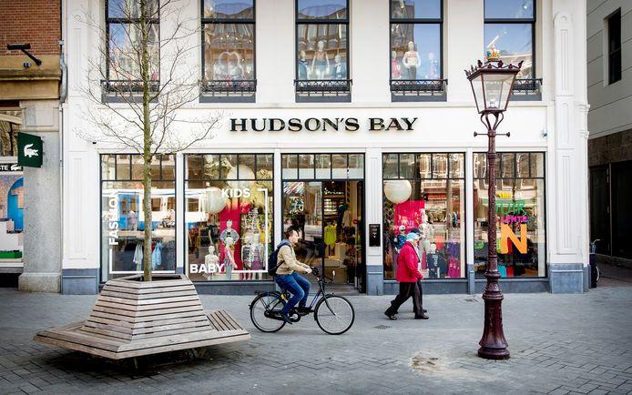 Hudson's Bay in Amsterdam
