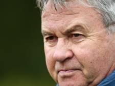 Hiddink roept NEC'er Janga en keepers De La Paz en Room op voor Curaçao