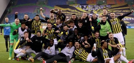 Quick 1888, Vitesse en Wageningen: Gelderland telt drie nationale bekerwinnaars
