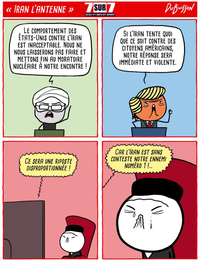 """Iran l'antenne"""