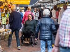 Naaldwijk hindernisbaan voor rolstoelgebruikers: 'Waarom moet ik per se afremmen?'
