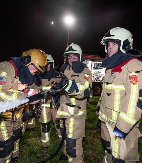 Bornse brandweermannen ontvangen koninklijke onderscheiding