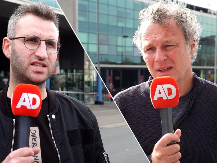'Play-offs bij Feyenoord min of meer een straf'