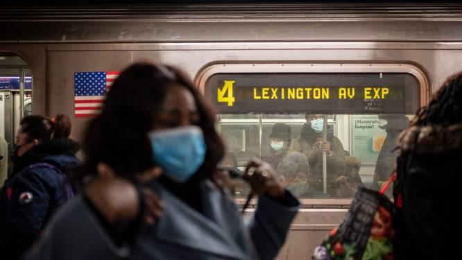 Metro New York rijdt 1 jaar na sluiting door corona weer dag en nacht