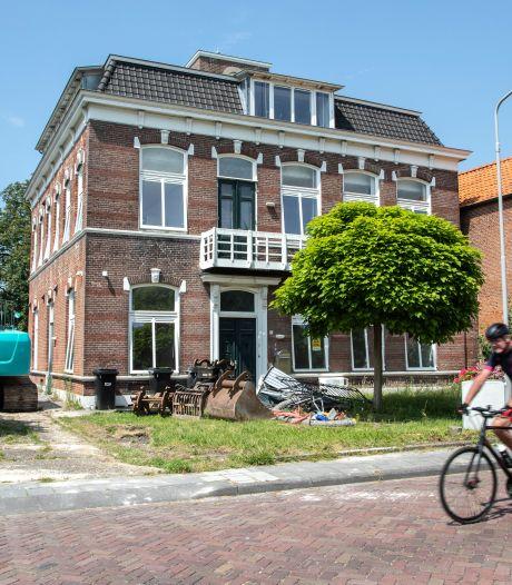 Arbeidsmigranten krijgen onderdak in oude villa Yerseke, rest van het gebouw wordt verhuurd