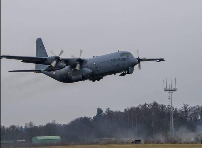 Een Hercules C-130