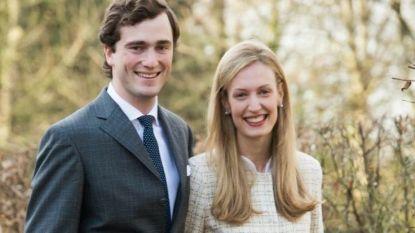 België is een prinsje rijker: prins Amedeo en 'Lili' verwelkomen zoontje