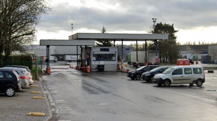 Logistics Nijvel, de vestiging van Kuehne+Nagel in Waals-Brabant.