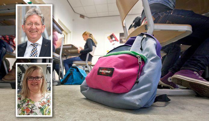 Leraren zijn verdeeld over het feit of scholen per dag twee keer een extra halfuur beweging moeten aanbieden aan leerlingen.