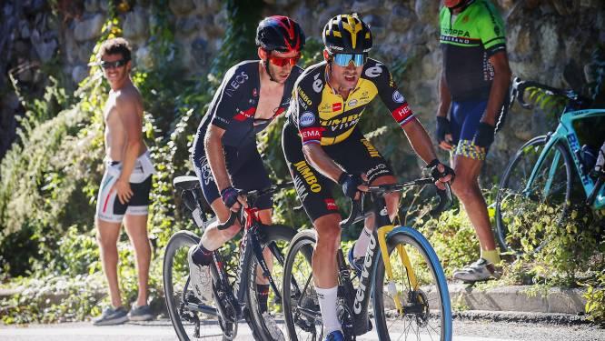 Primoz Roglic ook in Milaan-Turijn niet te kloppen: 'Mooie koers, mooi weer en een mooi resultaat'